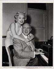 MAMIE VAN DOREN, quite loving pianist Jimmy McHugh ,f15395