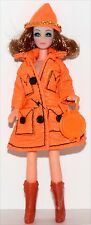 Vintage Topper Dawn Doll with Fashion Clothing! Lot #44