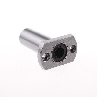 4pcs LMH10LUU 10mm H Flange Linear Motion Bearing Ball Bushing 10X19X55mm