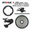 SHIMANO Deore M4100 1x10 Speed MTB Groupset 42T//46T//50T 10S group beyond M6000