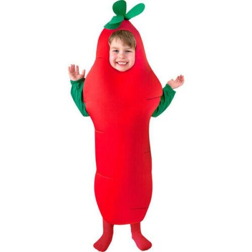Toddler Carrot Costume