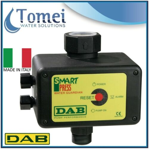 Pumpensteuerung Druckschalter DAB SMART PRESS WG 1,5 KW no cable Presscontrol