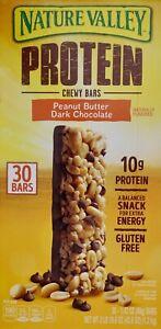 Nature-Valley-Protein-Chewy-Bars-Peanut-Butter-Dark-Chocolate-Gluten-Free