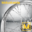 21X3-5-40-TWISTED-SPOKE-WHEEL-HARLEY-SOFTAIL-FATBOY-SLIM-DELUXE-HERITAGE-84-UP thumbnail 2