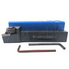 New 1pc MTJNR2525M22 External Turning Tool Holder for TNMG2204 Lathe