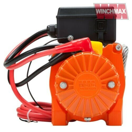 Elektrisch Winch 24V 4x4 6123.5kg winchmax Brand Recovery Kabellos Off Road