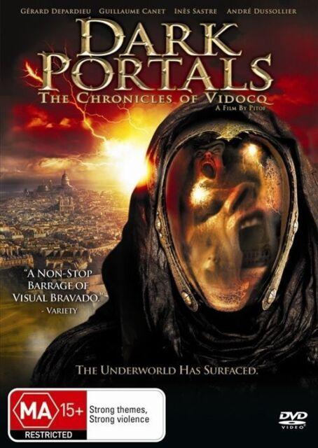 Dark Portals - The Chronicles of Vidocq (DVD, 2007)