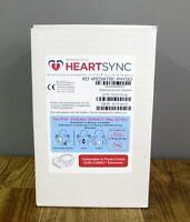Case Of 10 Physio Control Heartsync Pediatric Lifepak Electrode Pads Quik Combo