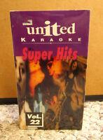 Karaoke Video Madonna Robert Palmer & Richard Marx 1994 Mr. Mister Heart Vhs