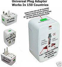 Universal Travel Adapter Plug Converter US EU AUS NZ UK And 145 Other Countries