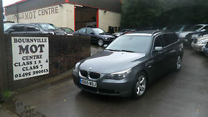 2005-55-BMW-523i-2-5-SE-Touring-6-Speed-Manual