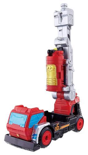 Lupine Ranger VS Patlanger VS Vehicle DX Trigger Machine Splash w// Tracking NEW