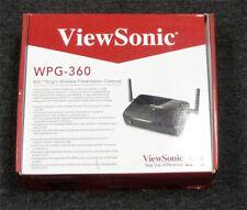 Viewsonic viewconnect vcb10 wireless presentation and vcb10 b&h.