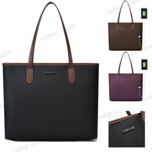 Lady-Shoulder-Bag-Women-Handbag-Casual-Office-Bag-Briefcase-Laptop-Tote-Case-Bag