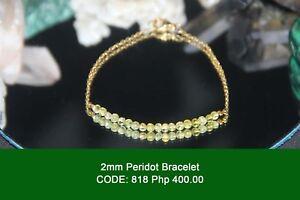 Peridot-Bracelet