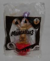 2012 McDonalds Dreamworks MADAGASCAR 3 - ALEX Lion Happy Meal Toy #1 NEW NIP