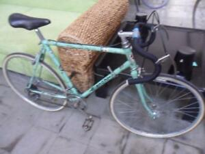 Dettagli Su Bicicletta Da Corsa Da Bambino 24 Bianchi Anni 70