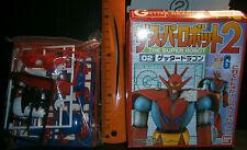 Getter Dragon The Super Robot Plastic Model Kit Figure