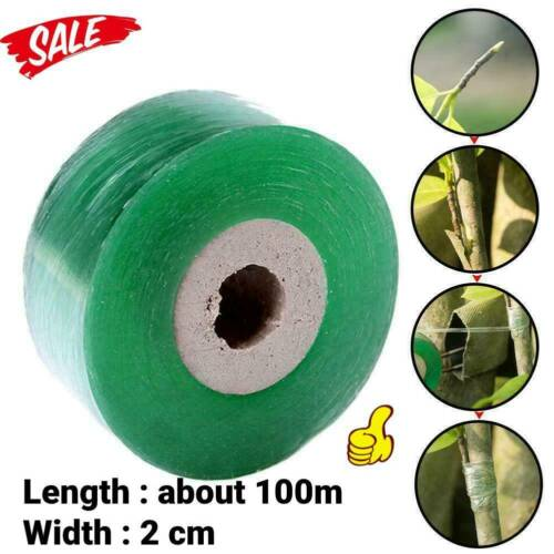100M Nursery Grafting Tape Stretchable Self Adhesive Tree For Garden