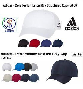 6040dc53798 La foto se está cargando Adidas-relajado-605-o-Core-Performance-Max -estructurado-