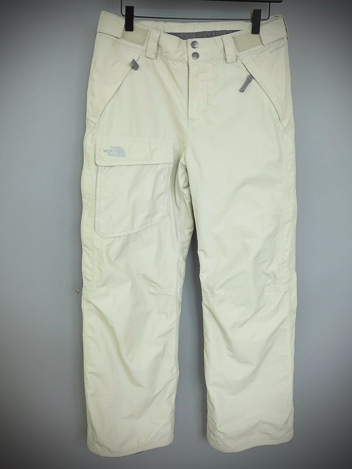 XII298 Women The North Face HyVent Skiing Snowboarding Trousers S W30 L29