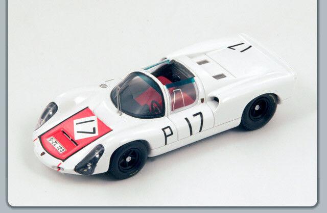 PORSCHE 910  17 WINNER 1000 km OF NURBURGRING 1967 Buzzetta/protezione 1:43 Model