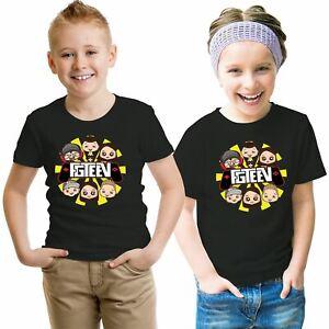 FUNnel Vision Tshirt Tee Top Youtuber FGTeeV Family Gaming Team Children Adults