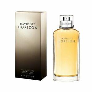 Davidoff-Horizon-EDT-125ml-Eau-De-Toilette-for-Men-New-amp-Sealed