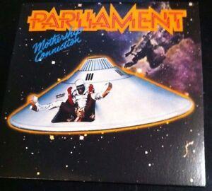 NEW-CD-Album-Parliament-Mothership-Connection-Mini-LP-Style-Card-Case