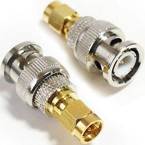 SMA-Stecker-zu-BNC-Adapter-Konverter-Antenne-Internet-Wi-Fi-Router