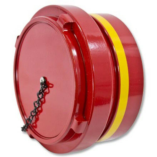 """6/"""" Male Dry Hydrant Adapter"""