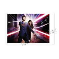 Catherine Tate & David Tennant / Doctor Who & Donna Noble - Autogrammfoto 