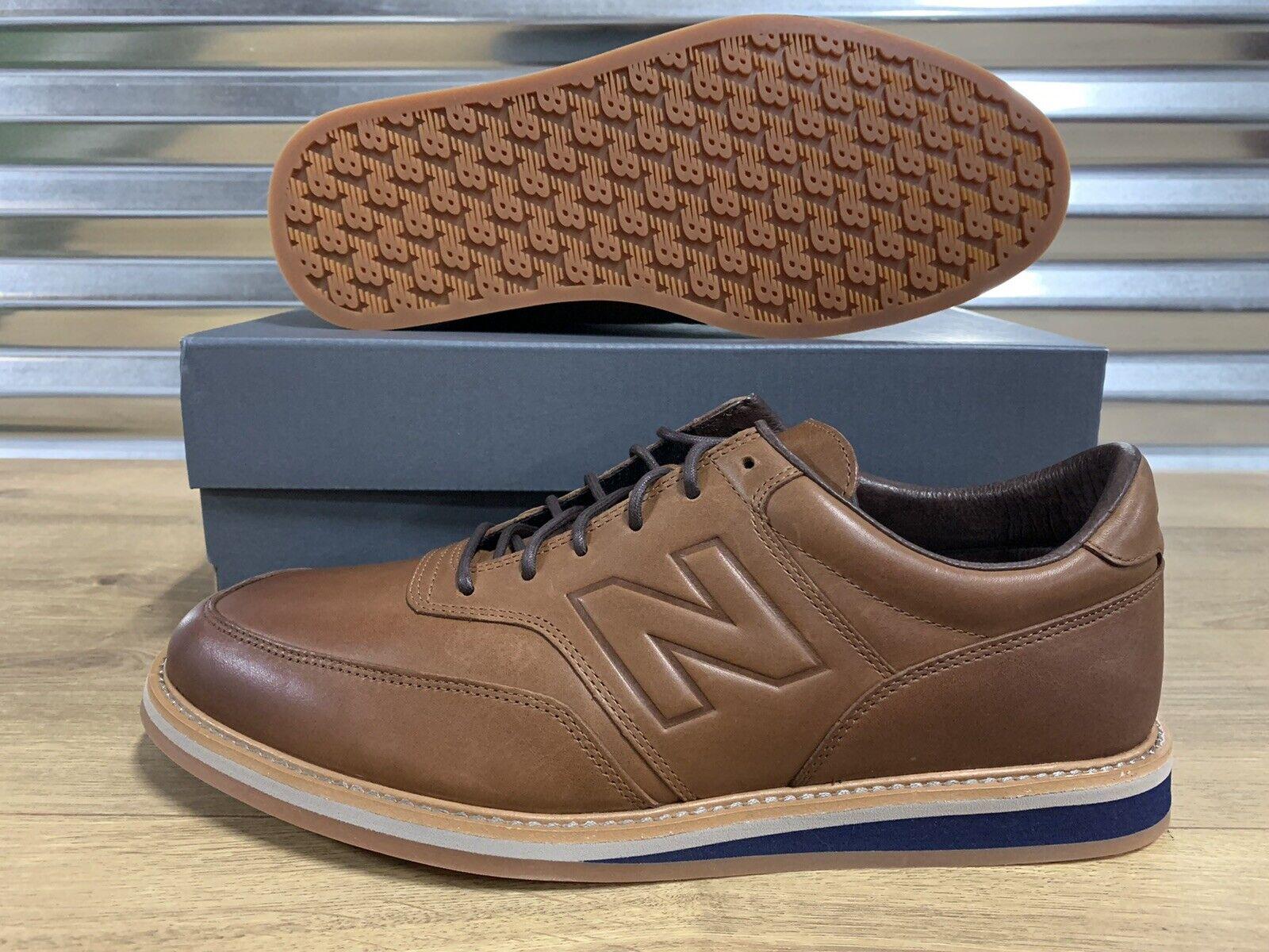New Balance 1100 Leather Walking Shoes
