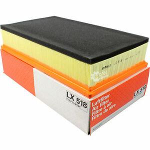Original-MAHLE-KNECHT-Luftfilter-LX-518-Air-Filter-Mercedes-Benz-E-Klasse