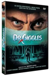 DR. GIGGLES  (1992) **Dvd R2** Larry Drake, Holly Marie Combs,