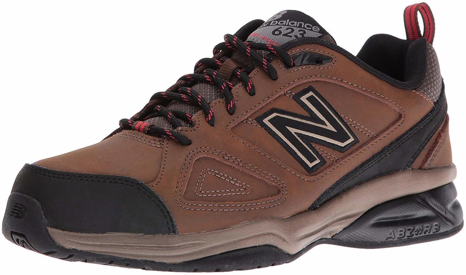 623v3 Cuero Zapatilla Zapato New Balance entrenamiento para hombres-elegir talla Color