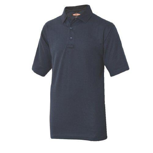 Mens Tru-Spec 24-7 Polo Shirt, Navy bluee