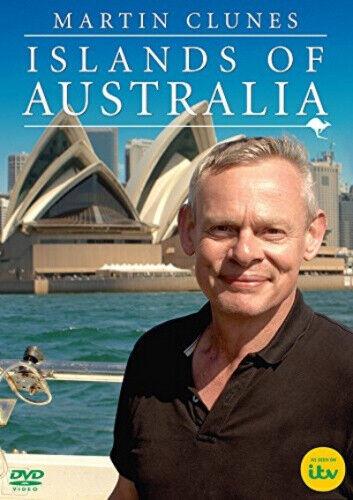 Martin Clunes: Islands of Australia [Region 2] - DVD - New - Free Shipping.
