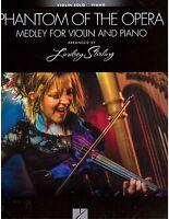 Phantom Of The Opera Violin Sheet Music By Lindsey Stirling