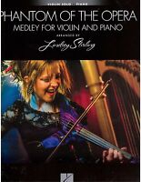 Phantom Of The Opera Violin Sheet Music By Lindsey Stirling