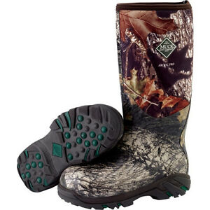 NEW Muck Arctic Pro Camo Extreme Ice Fishing Hunting Boots 7,8,9 ...