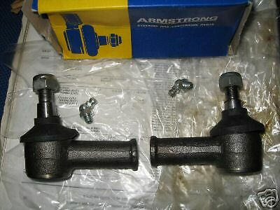 75062048-s/' adapte Singer SM1500 /& Hunter Nouvelle piste//Tie Rod Ends 1947-56