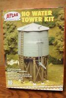 Atlas Model Railroad Water Tower Ho Scale Building Kit