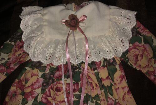 50 cm Orchidee-bambole abito moda
