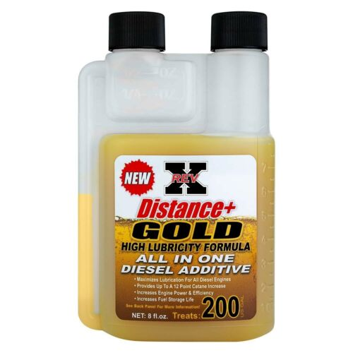 REV-X High Lubricity Diesel Kit Fixes Cold Start Issues /& Cleans Injectors