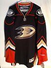 Reebok Premier NHL Jersey Anaheim Ducks Team Black sz S