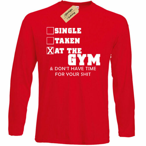 gym shirt single taken flirten aan de kassa