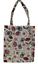 Indexbild 1 - Einkaufsbeutel Fantasia Flower stilisierte Blumen Gobelin Shopper Einkaufstasche