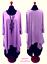 Lagenlook A-Linie Tunika Long-Shirt bonbon rosè 42//44,46//48,50//52,54//56,58//60