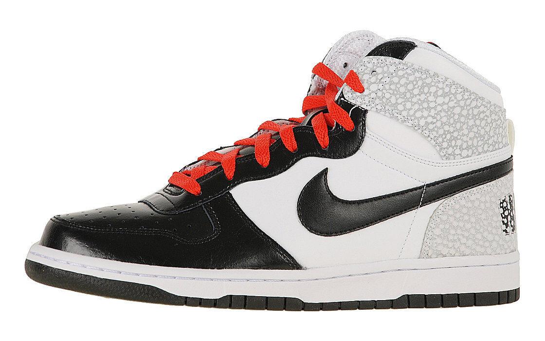 2009 Nike big Kicks High Basketball mens sneakers Kicks big  336608-102 Size us 10 eu 44 e6d471